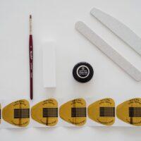 Стартовый набор для наращивания гелем без лампы