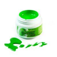 Гель-краска для ногтей Зеленый Неон 026, 5 грамм